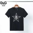 Dolce&Gabbanaドルガバ  tシャツ コピー2020着心地抜群 エレガント ストリートファション半袖トップス おしゃれ