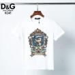 ドルガバ ライオンプリント tシャツ おしゃれ おすすめ Dolce&Gabbanaコピー通販スタイリッシュ若者にオーバーサイズ服