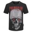 フィリッププレイン 2色可選 主役級トレンド商品 PHILIPP PLEIN 主張の強いアイテム 半袖Tシャツ