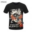 多色可選 早めのチェックを   フィリッププレイン PHILIPP PLEIN おすすめする人気ブランド 半袖Tシャツ