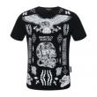 ファッションを楽しめる  多色可選 フィリッププレイン PHILIPP PLEIN 使いやすさが魅力的な 半袖Tシャツ