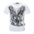 フィリッププレイン 多色可選 憧れブランドの2020春夏 PHILIPP PLEIN 半袖Tシャツ 春夏スタイルにピッタリ