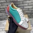 2020SS人気ルブタン 靴 値段 激安 Christian Louboutinファッション スニーカー スパイク歩きやすさ大人カジュアル新作
