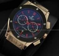 贅沢なモデルのHublot、ウブロの日付表示で防水性能が抜群なメンズ腕時計/自動巻きウオッチ.