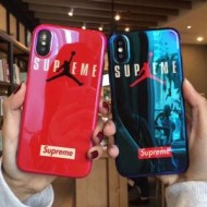 人気アイテム シュプリーム SUPREME 2018定番新作 iphone6 plus ケース カバー 2色可選