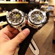 お洒落新作 2色可選 男性用腕時計 2018定番新作 ウブロ HUBLOT 格好良すぎる