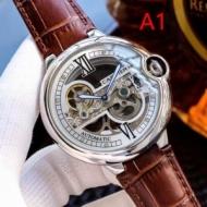 多色選択可 大満足の2019秋冬新作 新年度が始まり、秋冬新作がご用意 カルティエ CARTIER 腕時計