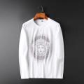 長袖Tシャツ 2色可選 秋冬の季節感を取り入れたい時におすすめ 2019秋冬の必需品 ヴェルサーチ VERSACE