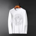 2019秋冬におしゃれな着こなし ヴェルサーチ VERSACE 長袖Tシャツ 2色可選 簡単にトレンド感のある