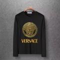 2019秋冬の必需品 ヴェルサーチ VERSACE 長袖Tシャツ 4色可選 落ち着いたコーデが楽しもう