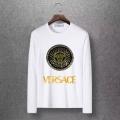今年の秋冬のトレンドも意識 ヴェルサーチ VERSACE 長袖Tシャツ 4色可選 2019年秋冬最新のトレンド