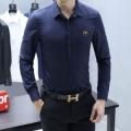 2色可選 シャツ トレンドコーデを格上げ アルマーニ トレンド感を取り入れる ARMANI