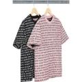 半袖Tシャツ 軽やかに着たい春夏コーデ シュプリーム 2色可選 人の心をくすぐる柄が素敵 SUPREME