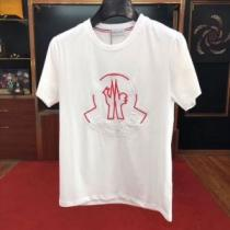 Tシャツ/半袖 オススメしたい最新注目ファション モンクレール MONCLER 2色可選 2019春夏は人気定番