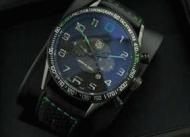 人気時計 男性TAG HEUER タグホイヤー フォーミュラ1 ブラック文字盤メンズ時計 ウォッチ 自動巻き レザーベルト_品質保証