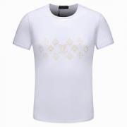 SALE開催   半袖Tシャツ 2色可選 2018春夏新作 ルイ ヴィトン LOUIS VUITTON