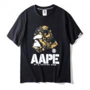 春先に重宝 2色可選 ア ベイシング エイプ A BATHING APE  2019年夏の王道ブランド!半袖Tシャツ
