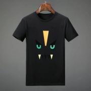 2019年夏の王道ブランド! フェンディ FENDI 半袖Tシャツ 2色可選 魅力的アイテム