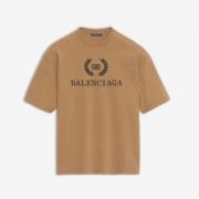 半袖Tシャツ 雑誌にも掲載アイテム バレンシアガ おすすめコーデ BALENCIAGA 2019魅力的な新作 春らしい季節感