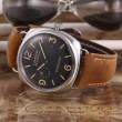 存在感◎ 2016 PANERAI パネライ 3針クロノグラフ 日付表示 腕時計
