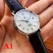 ヴィンテージ感OMEGAオメガ 時計 コピーカーフレザーベルトメンズウォッチプレゼントに最適