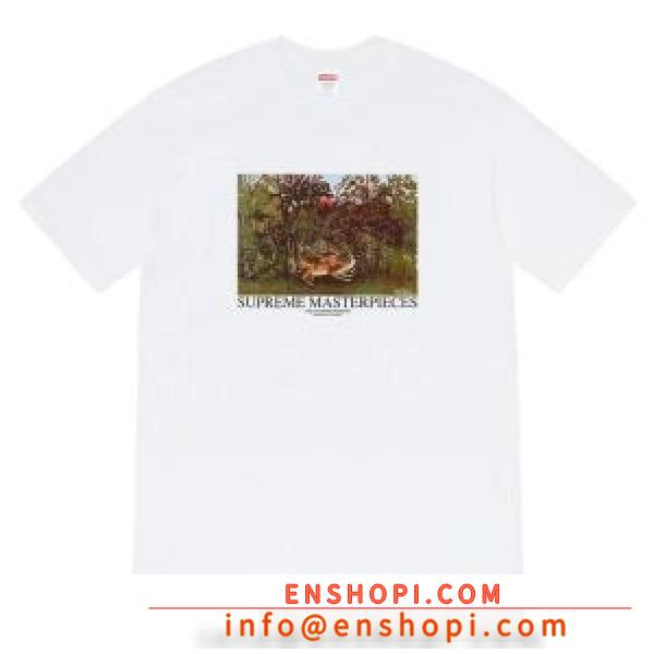 大人気アイテム!入手困難  半袖Tシャツ 2色可選 低価格トレンド新品 シュプリーム SUPREME 2020春夏大活躍enshopi.com sn:5fWTnu-2