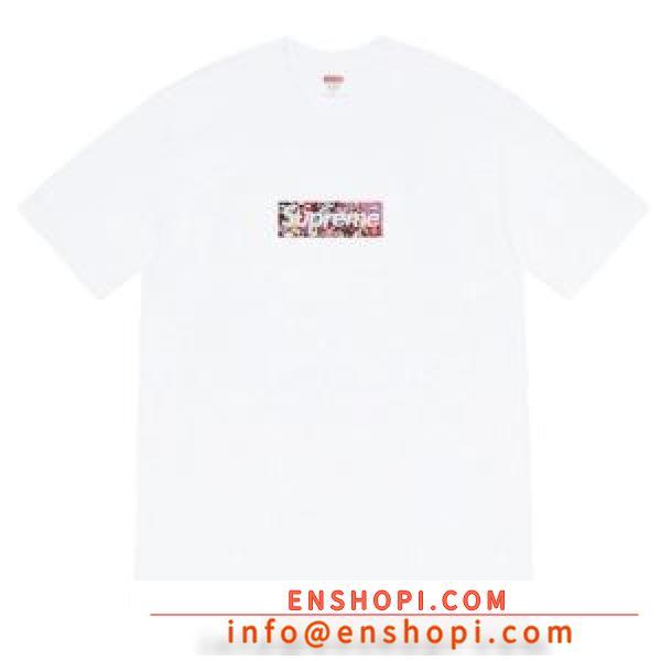 シュプリーム 2色可選 春夏に最も需要のある SUPREME 大人スタイリッシュ 半袖Tシャツ VIPセールで驚きenshopi.com sn:bObeCe-2