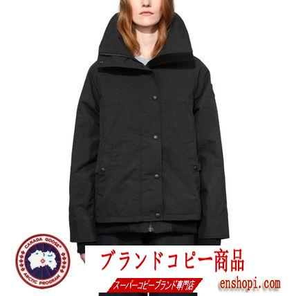CANADA goose コピー★CHINOOK JACKET[耐水][耐風]大きめ襟で小顔効果♪-3