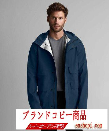 【CANADA goose スーパーコピー】新作 MEAFORD JACKET BLACK LABEL (Deep Ocean)-3