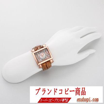 ガガミラノ コピーブランド 腕時計 レディース ブラウン 60312-LBR-NEW-3