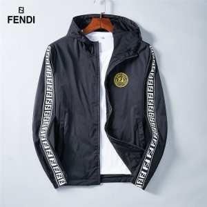 更にトレンドが急上昇中 フェンディ FENDI ブルゾン 先取り 2019/2020秋冬ファッションenshopi.com sn:qCKz0f-3