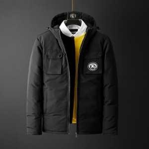 2019-20年秋冬モデル最新のおすすめ  カナダグース お手頃高品質な人気ブランド Canada Goose メンズ ダウンジャケットきれいめ大人スタイルサイズ感enshopi.com sn:WDCGTz-3