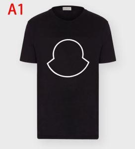 人気ランキング最高MONCLER Geniusプリント tシャツ モンクレール コピー メンズ 着こなしコットンウェア コーディネート 黒enshopi.com sn:feOjau-3