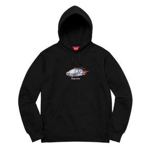シュプリーム SUPREME 多色可選 Supreme 19FW Cop Car Hooded Sweatshirt  パーカー 2020年春限定enshopi.com sn:KH9H5n-3