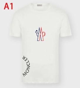 Tシャツ メンズ MONCLER カジュアルな着こなしに最適 モンクレール 通販 コピー 多色 ストリート 限定 通勤通学 完売必至enshopi.com sn:iKDuaq-3