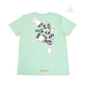 春夏シーズンも活躍してくれるクロムハーツ CHROME HEARTS ウキウキするような雰囲気になる 半袖Tシャツenshopi.com sn:amSbua-3