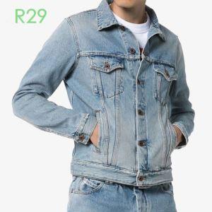 20新作です 使いやすい新品 デニムジャケット Off-White価格も嬉しいアイテム オフホワイトenshopi.com sn:Hray0f-3
