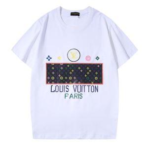 2020年春限定 2色可選 ルイ ヴィトン LOUIS VUITTON 今なお素敵なアイテムだ 半袖Tシャツenshopi.com sn:me8HXz-3
