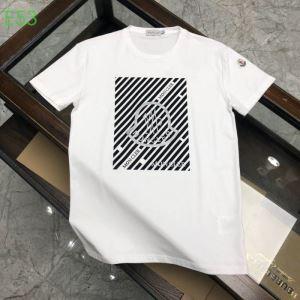 モンクレールシンプルなファッション 3色可選  MONCLER  2020モデル 半袖Tシャツストリート感あふれenshopi.com sn:jiCmCi-3