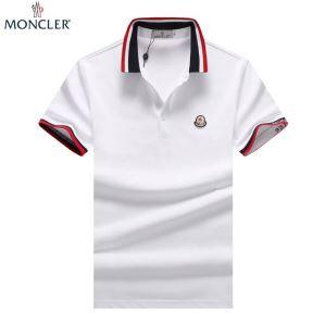 3色可選 モンクレール高級感のある素材  MONCLER 海外でも人気なブランド 半袖Tシャツ 2020年春限定enshopi.com sn:0n8n0z-3