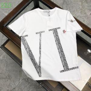 安心安全人気通販2色可選  モンクレール20新作です  MONCLER ストリート界隈でも人気 半袖Tシャツenshopi.com sn:SDKrGj-3
