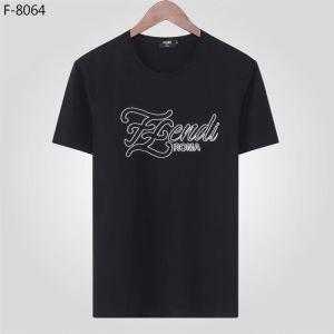 3色可選 半袖Tシャツ 大人気のブランドの新作 フェンディ 人気ランキング最高 FENDI 一目惚れ級にenshopi.com sn:SDWzqy-3
