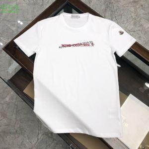 コーデの完成度を高める モンクレール多色可選  MONCLER この時期の一番人気は 半袖Tシャツ さらに魅力的enshopi.com sn:PryKLD-3