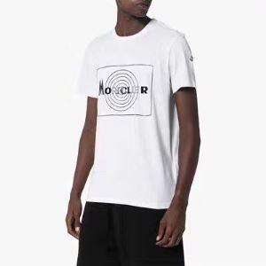 半袖Tシャツ 2色可選 海外大人気 モンクレール 今なお素敵なアイテムだ MONCLER  大幅割引価格enshopi.com sn:8jmySr-3