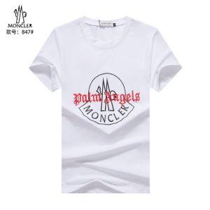 累積売上総額第1位 2色可選 モンクレール MONCLER 20SS☆送料込 半袖Tシャツ 普段のファッションenshopi.com sn:yWbeyu-3