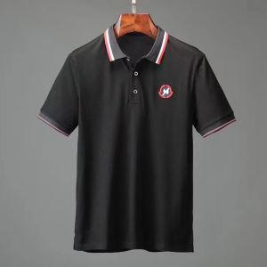 2色可選 モンクレール 通勤通学どちらでも使え MONCLER 限定アイテムが登場 半袖Tシャツenshopi.com sn:KjO15D-3