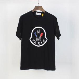 2色可選 モンクレール大人気のブランドの新作  MONCLER 取り入れやすい 半袖Tシャツ 確定となる上品enshopi.com sn:r49Xba-3
