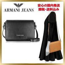 ◇ armani コピー JEANS ◇ Signature Medium Shoulder 【関税送料込】