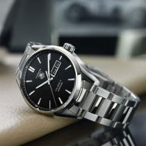 ★人気★TAG heuer ブランド コピー Carrera Automatic Black Dial Men's Watch