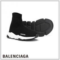 balenciaga スーパーコピー KIDS★ストレッチニットのスピードスニーカー-1